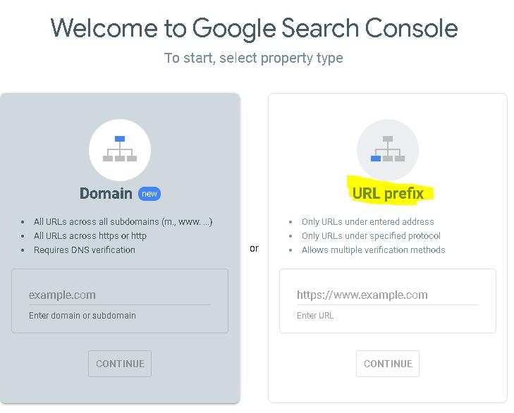 Google URL Inspector Tool